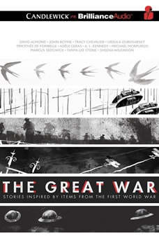 The Great War: Stories Inspired by Items from the First World War Stories Inspired by Items from the First World War, David Almond