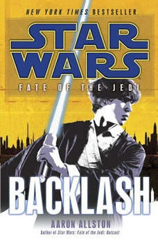 Backlash: Star Wars (Fate of the Jedi), Aaron Allston