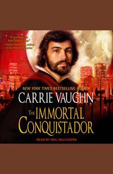The Immortal Conquistador, Carrie Vaughn