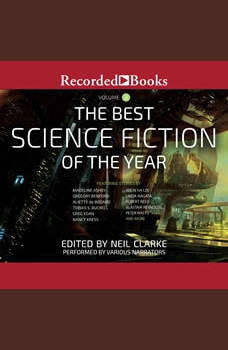 The Best Science Fiction of the Year, Volume 3, Neil Clarke