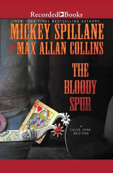The Bloody Spur, Mickey Spillane