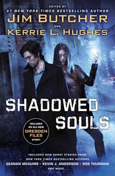 Shadowed Souls, Jim Butcher