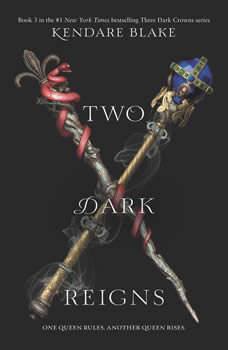 Two Dark Reigns, Kendare Blake