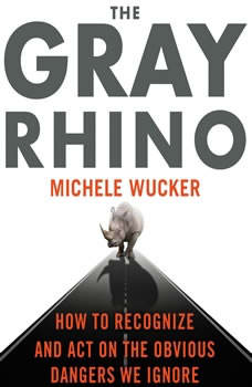 The Gray Rhino: How to Recognize and Act on the Obvious Dangers We Ignore, Michele Wucker