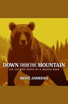 Down from the Mountain: The Life and Death of a Grizzly Bear, Bryce Andrews