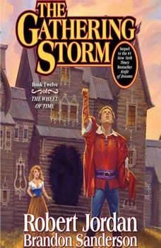 The Gathering Storm, Robert Jordan