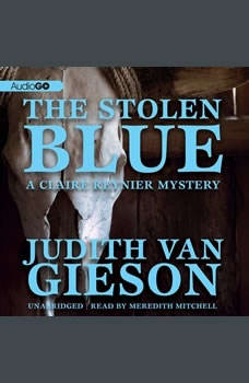 The Stolen Blue, Judith Van Gieson