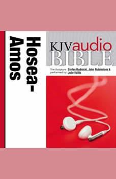 Pure Voice Audio Bible - King James Version, KJV: (23) Hosea, Joel, and Amos, Zondervan