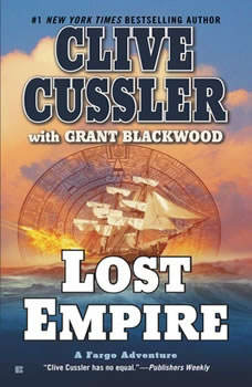 Lost Empire: A Fargo Adventure, Clive Cussler