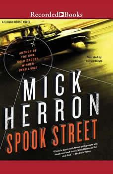 Spook Street, Mick Herron