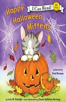 Happy Halloween, Mittens, Chip Schaefer