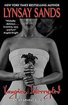 Vampire, Interrupted: An Argeneau Novel An Argeneau Novel, Lynsay Sands