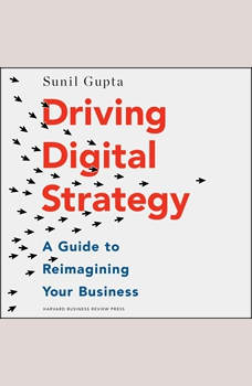Driving Digital Strategy: A Guide to Reimagining Your Business, Sunil Gupta