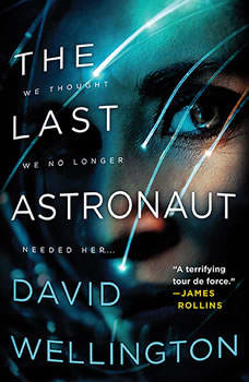 The Last Astronaut, David Wellington