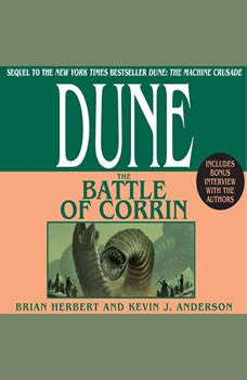Dune: The Battle of Corrin, Brian Herbert