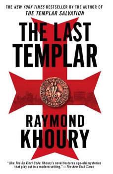 The Last Templar, Raymond Khoury