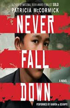 Never Fall Down: A Boy Soldier's Story of Survival, Patricia McCormick