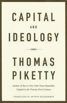 Capital and Ideology, Thomas Piketty