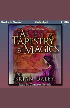 A Tapestry Of Magics, Brian Daley