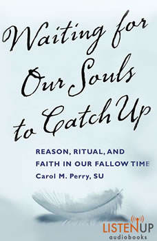 Waiting for our Souls to Catch Up: Reason, Ritual, and Faith in Our Fallow Time Reason, Ritual, and Faith in Our Fallow Time, Carol Perry