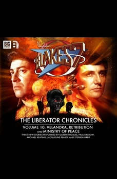 Blake's 7 - The Liberator Chronicles Volume 10, Steve Lyons
