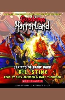 Goosebumps HorrorLand #12: Streets of Panic Park, R.L. Stine