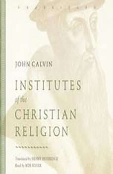 Institutes of the Christian Religion, John Calvin
