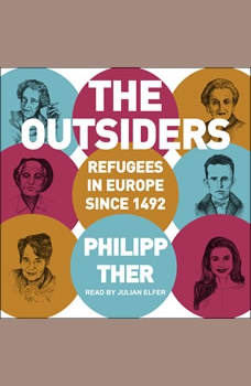 The Outsiders: Refugees in Europe since 1492, Philipp Ther