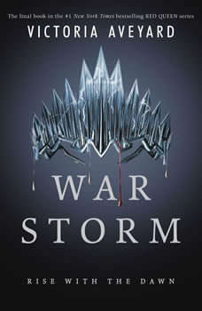 War Storm, Victoria Aveyard