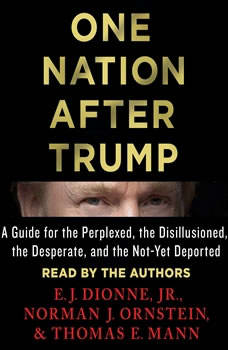One Nation After Trump: A Guide for the Perplexed, the Disillusioned, the Desperate, and the Not-Yet Deported, E.J. Dionne, Jr.
