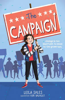 The Campaign, Leila Sales
