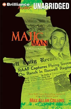 Majic Man, Max Allan Collins