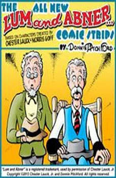 The All New Lum & Abner Comic Strips, Donnie Pitchford