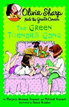 The Green Toenails Gang, Marjorie Weinman Sharmat