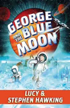 George and the Blue Moon, Stephen Hawking