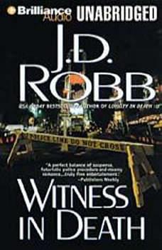 Witness in Death, J. D. Robb