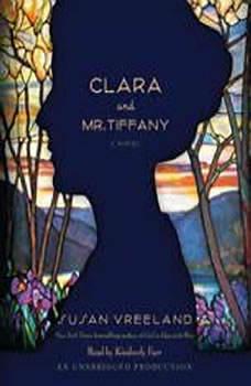 Clara and Mr. Tiffany, Susan Vreeland