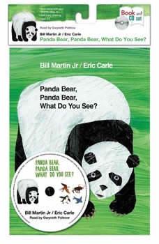 Panda Bear, Panda Bear, What Do You See?, Bill Martin, Jr.