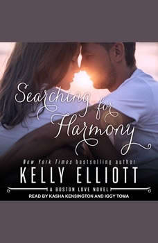 Searching for Harmony, Kelly Elliott