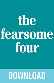 The Fearsome Four: Overcoming Fear, Guilt, Insecurity & Worry, Joyce Meyer