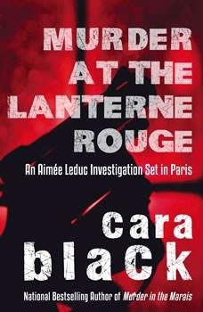 Murder at the Lanterne Rouge, Cara Black