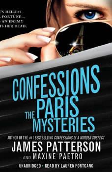 Confessions: The Paris Mysteries, James Patterson