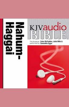 Pure Voice Audio Bible - King James Version, KJV: (25) Nahum, Habakkuk, Zephaniah, and Haggai, Zondervan