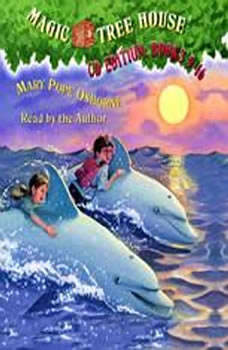 Magic Tree House Collection: Books 9-16: #9: Dolphins at Daybreak; #10: Ghost Town; #11: Lions; #12: Polar Bears Past Bedtime; #13: Volcano; #14: Dragon King; #15: Viking Ships; #16: Olympics, Mary Pope Osborne