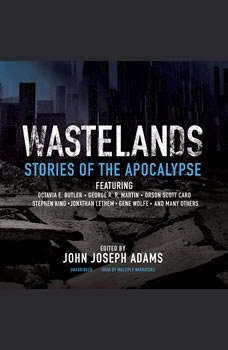 Wastelands: Stories of the Apocalypse, various authors