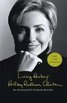 Living History, Hillary Rodham Clinton
