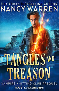 Tangles and Treason, Nancy Warren