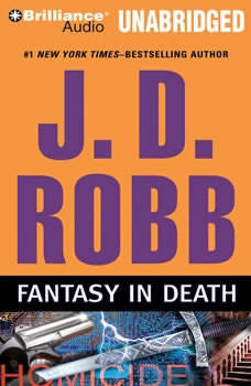 Fantasy in Death, J. D. Robb