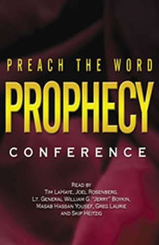 Preach the Word Prophecy Conference, Greg Laurie