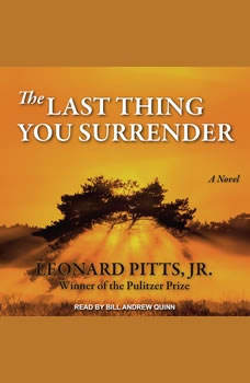The Last Thing You Surrender, Jr. Pitts